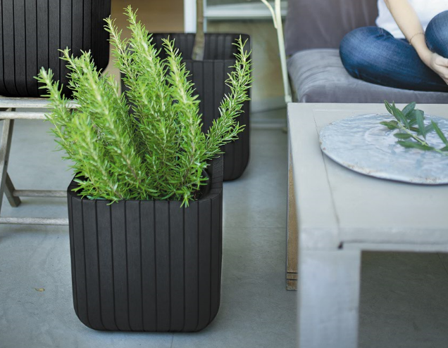 Donica Cube Planter S